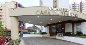Gran Reserva Casa da Madeira em Caldas Novas