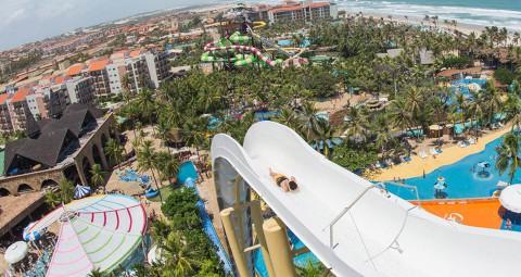 Imagem representativa: Beach Park - A onda é ser feliz agora
