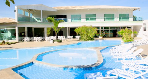 Imagem representativa: Hotel diRoma Internacional Resort
