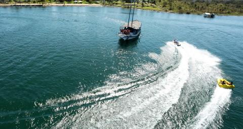 Imagem representativa: Lago Corumbá