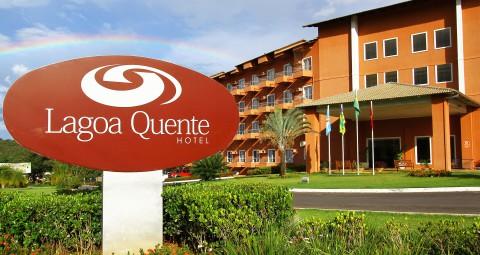 Imagem representativa: Lagoa Quente Hotel